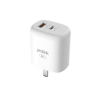 PD dual-port 20W charger